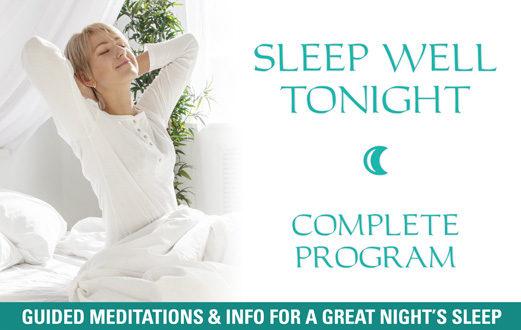 Guided Sleep Meditation Audio