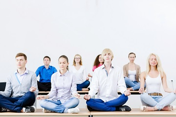 Guided meditation classes in Kansas City