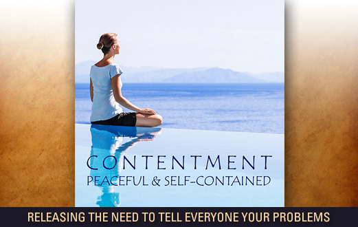 Contentment - Peaceful & Self-Contained (Heather)