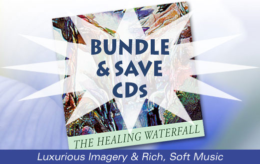 Healing Waterfall CD Bundle