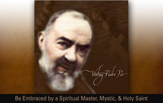 Visiting Padre Pio
