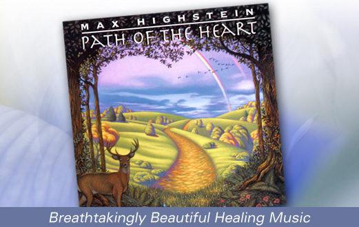Path Of The Heart Massage Music