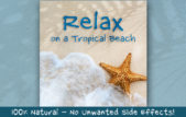 Stress Reduction: Relax On A Tropical Beach