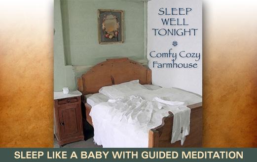 Sleep Well Tonight, Comfy Cozy Farmhouse