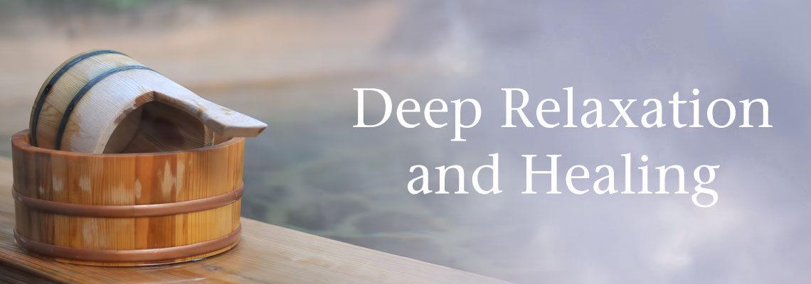 Deep Relaxation & Healing