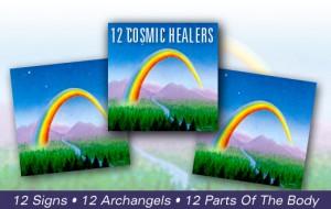 12 Cosmic Healers